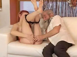 Old Mexican Man Unexpected Experience With An Older Gentleman