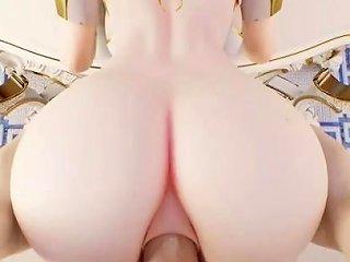 Mercy Butt Sex Pov Overwatch Animation W Sound