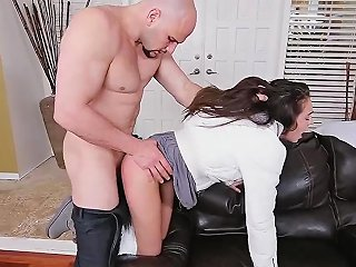 Phone Cumshot And Teen Double Penetration HD First Time Babysitters Enjoy Rigid Cock