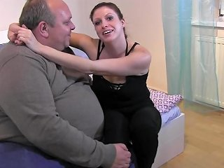 300kg Fat Bag Fucks Tina Extremely