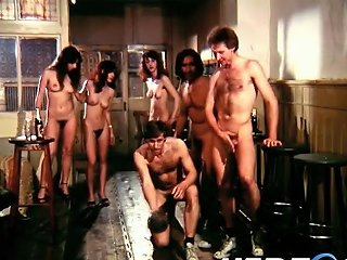 Just A Wicked Company Of German Hairy Bitches And Horny Men