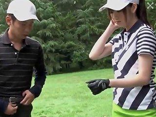 Michiru Tsukino Creampied Golf Coach Uncensored Jav