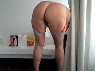 In My Nylon Stockings And Garter Belt Txxx Com