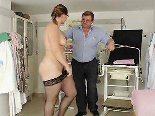 Milf Hairy Pussy Closeups And Real Gyno Exam Free Porn 63