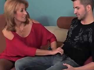 Beauty Mother In Law Mikela Kennedy Gives Titjob Cool Hot Friend