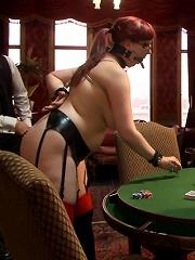 Service Day Poker