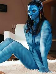 The Avatar Porn Cartoons