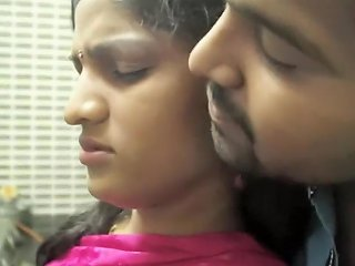 Newly Married Desi Couple