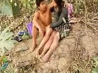 Indian Outdoor Sex 124...