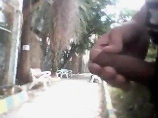 Cock Attack In Public...