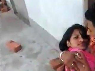 Desi Lover Kissing And...