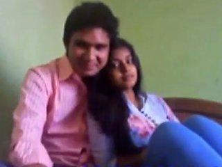 Indian School Teenage...