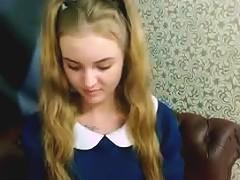 Russian Teen Cam Girl
