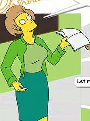 Mrs. Krabappel Getting Abused And Getting Her Pussy Filled^xl Toons Cartoon Porn Sex XXX Cartoons Toon Toons Drawn Drawings Free Pics Pictures Galleri