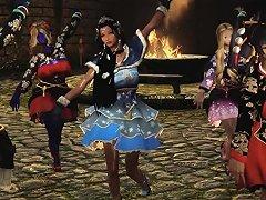 5 Girls Dancing Again