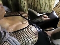 Sasha Has To Train Up New White Bitch