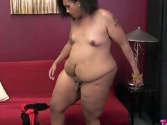 Thick Shemale Hot Solo Session