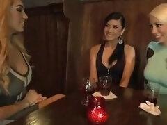 Shemale Threesome Girls