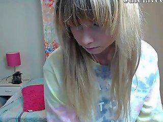 Sister Horny Webcam Teen Fisting E1