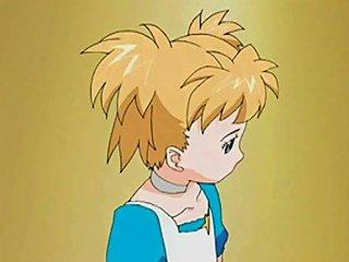 Young Hentai Futanari Masturbation Cartoon