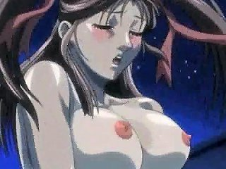 Hentai Sexy Redhead Jumping Pecker In Her Wet Snatch