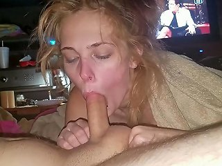 Great Night Of Fucking Cock Sucking Whore Continues